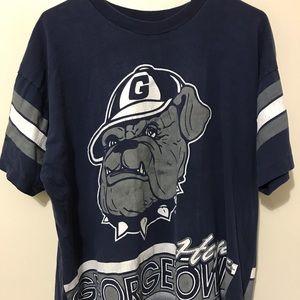 Men's Size XL Vintage Georgetown Hoyas T-Shirt